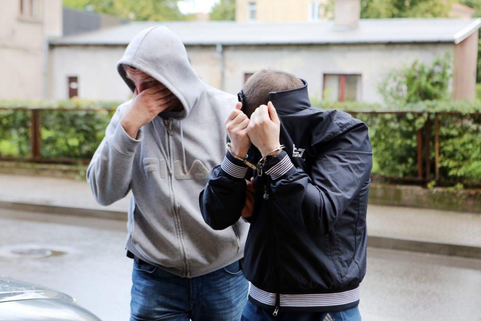 Agurkinių byla: pasamdytas žudikas liko už grotų