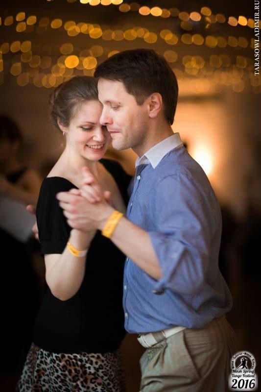 Tiltą iš Sankt Peterburgo nutiesė tango