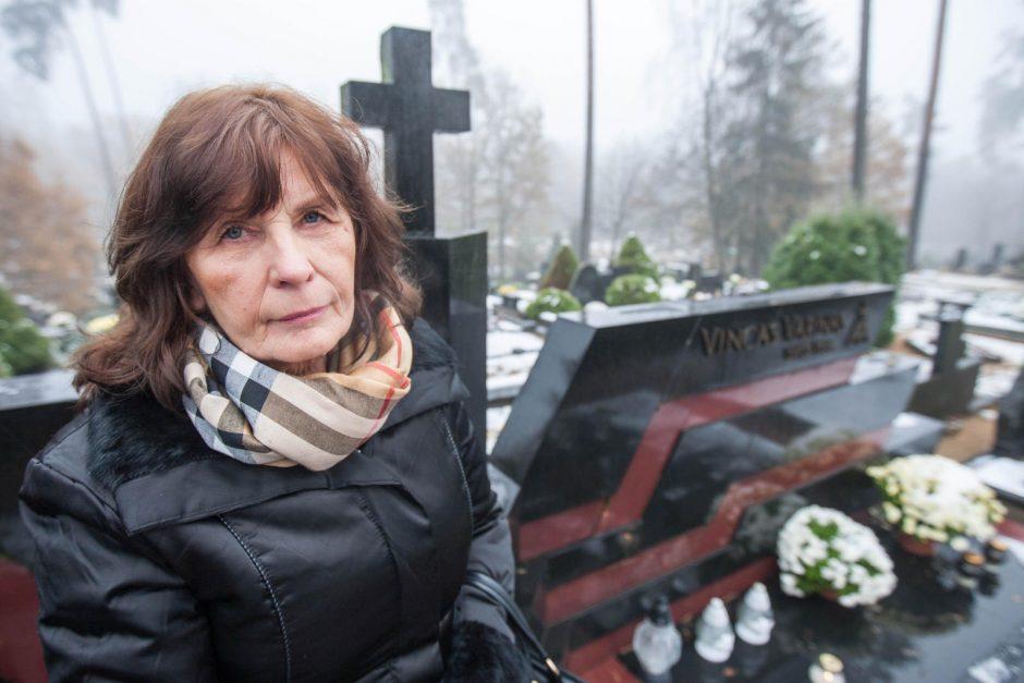 S. Čiapo vairuotojo našlė prisimena kraupią tragediją