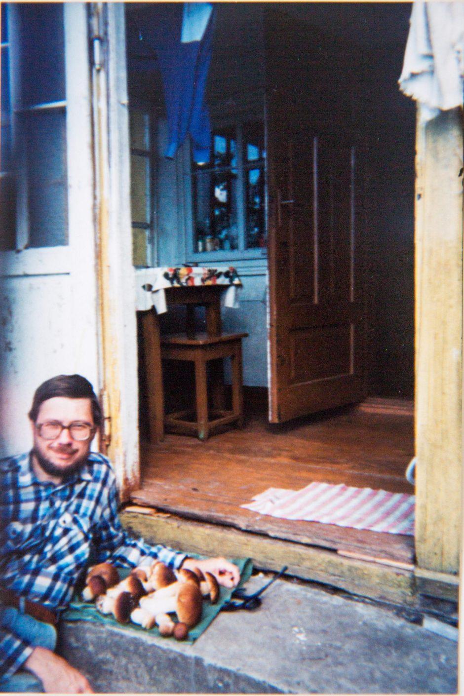 L. Mažylis – nuoširdus ir atkaklus kaunietis (išskirtinis šeimos nuotraukų albumas)