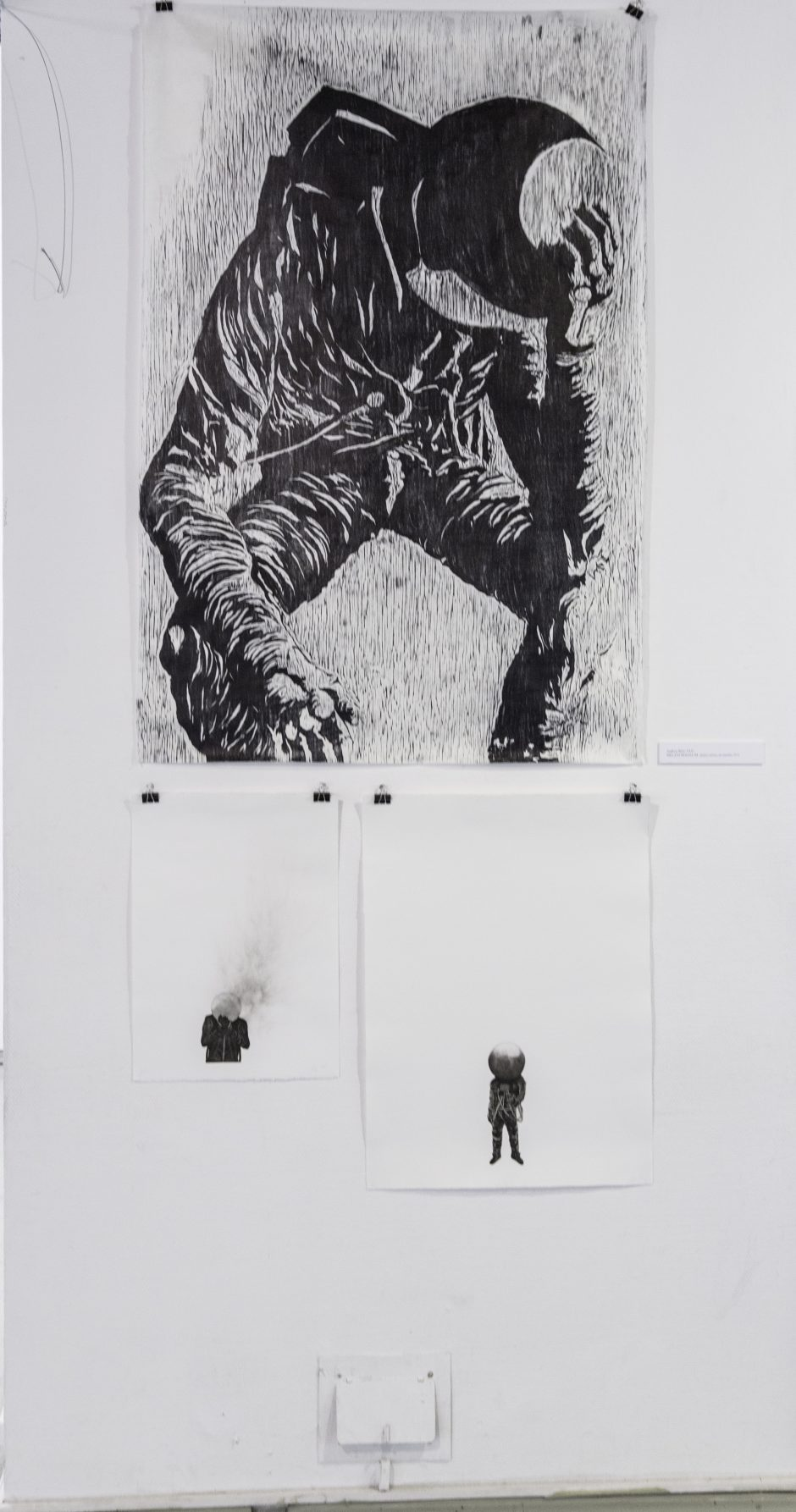 Nenuspėjami eksperimentai Kauno grafikos bienalėje