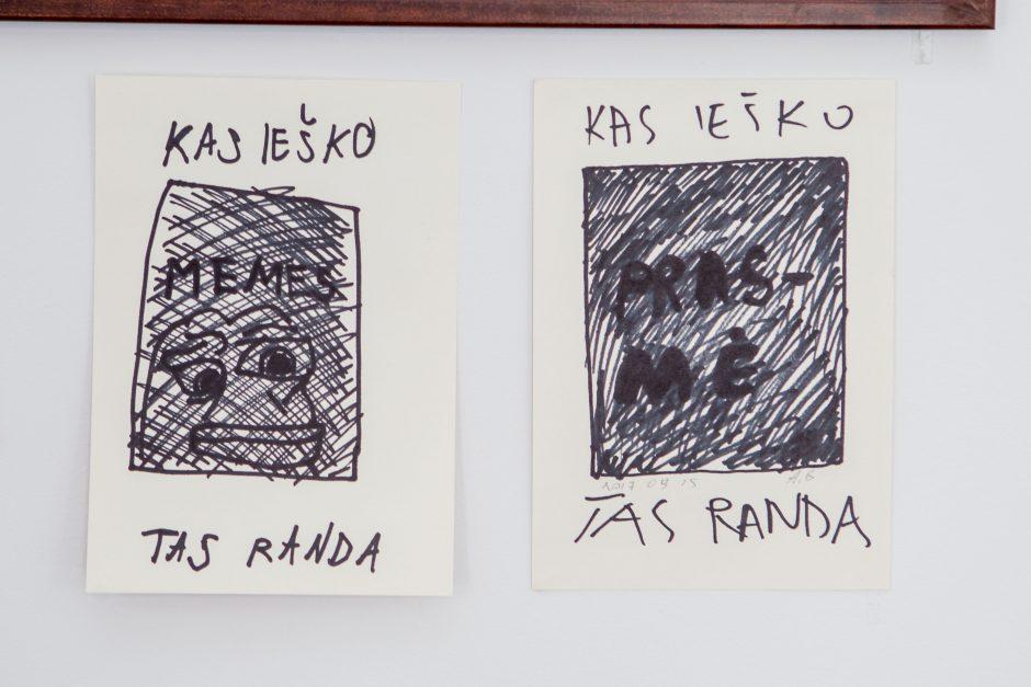 Jaunasis menininkas: man nekyla minčių emigruoti