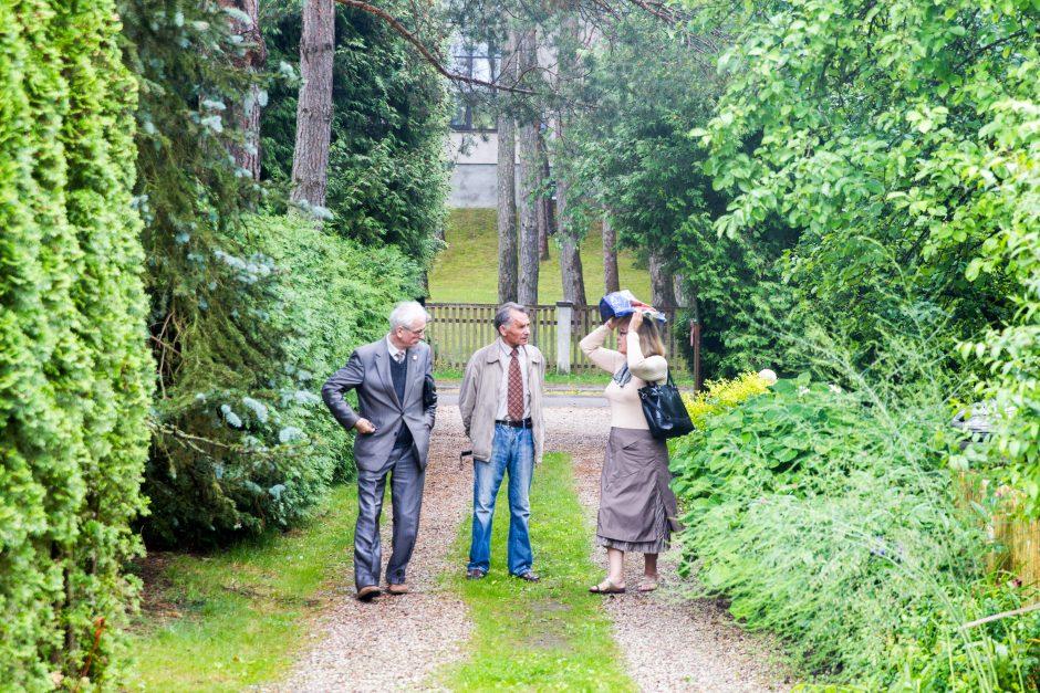 Landsbergių šeimos namai – istorijai ir muzikai