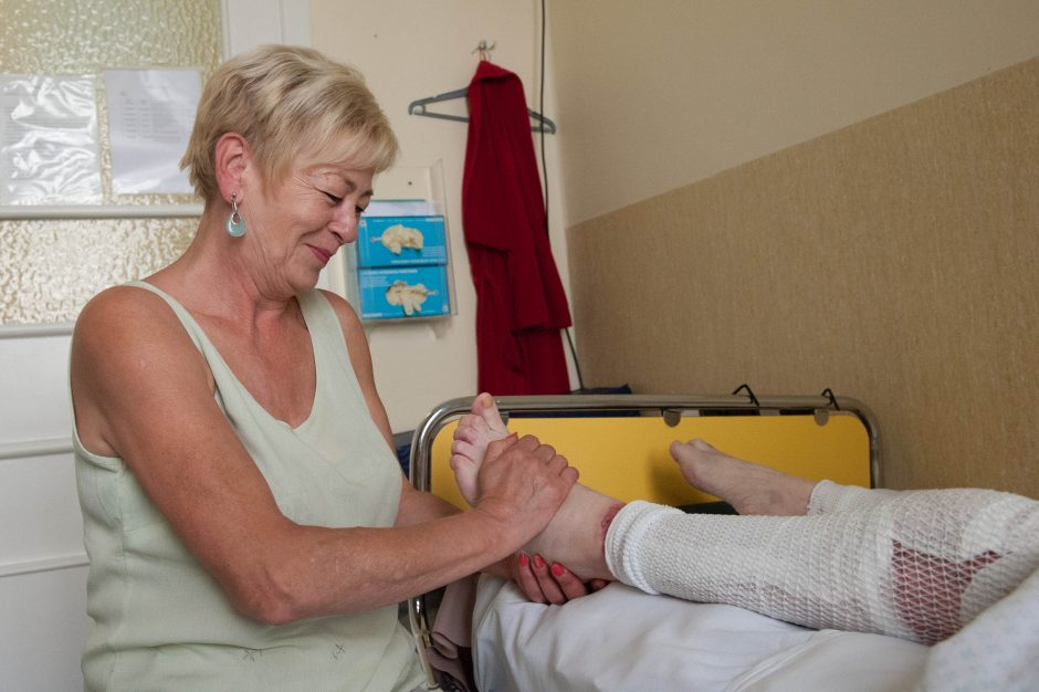 Akimirkos kaina: vietoj šašlykų – ilgi mėnesiai ligoninėje