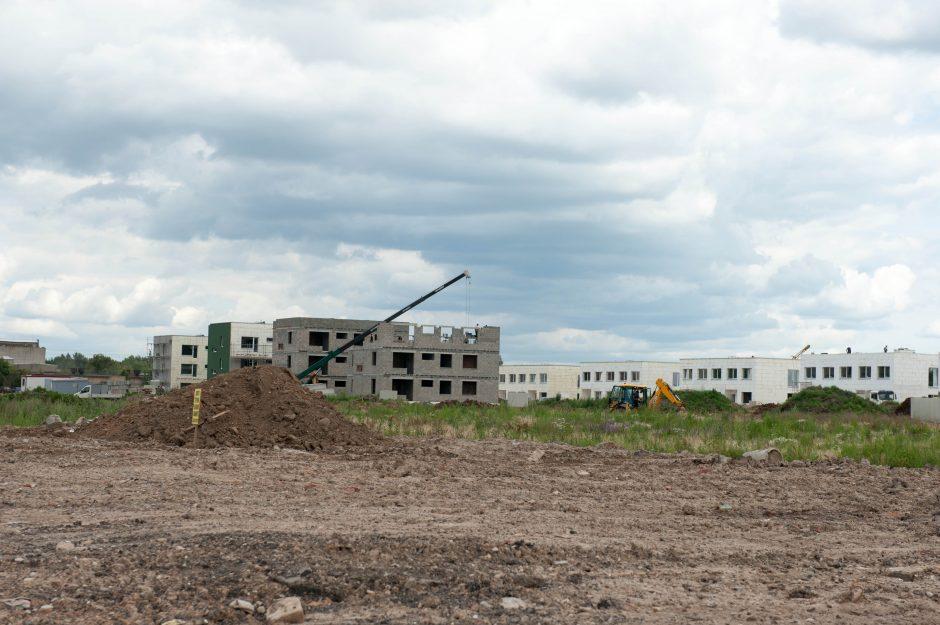 Kas suvaldys statybų chaosą Kauno rajone?