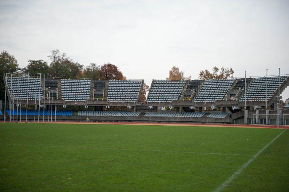 Būsimasis stadionas: žvilgsnis iš arčiau