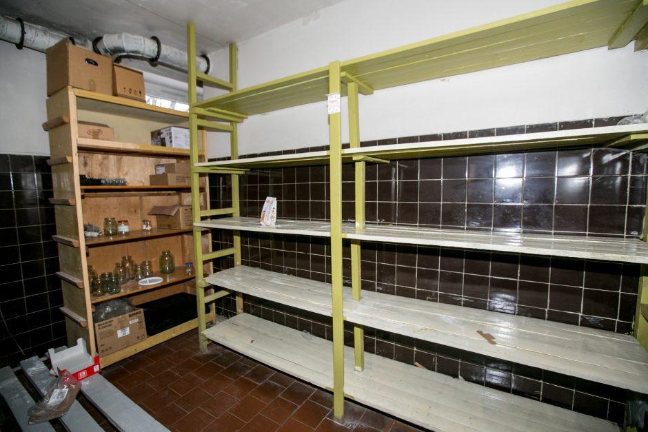 Nehigieniška Vaižganto progimnazijos valgykla – uždaryta