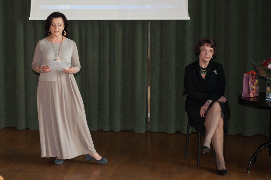 G. Kaukaitė – balsas, išdainavęs Lietuvą