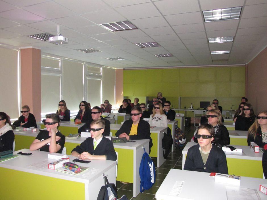 Kaišiadoryse – pirmoji išmanioji technologijų klasė