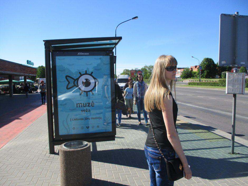 Laukiantiesiems autobusų – atrakcijos
