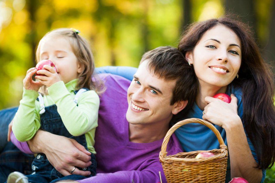 Kokia yra ideali šeima?