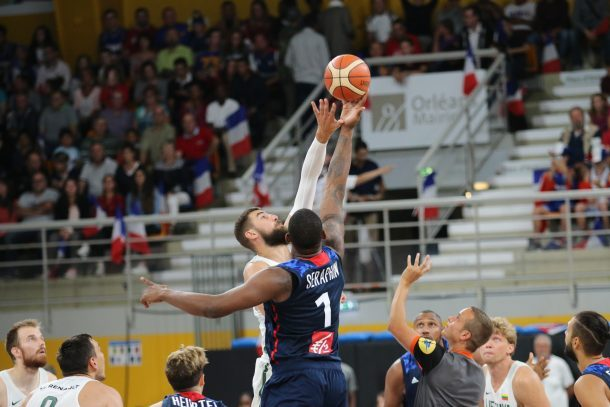 Kontrolinės rungtynės: Prancūzija - Lietuva 98:77