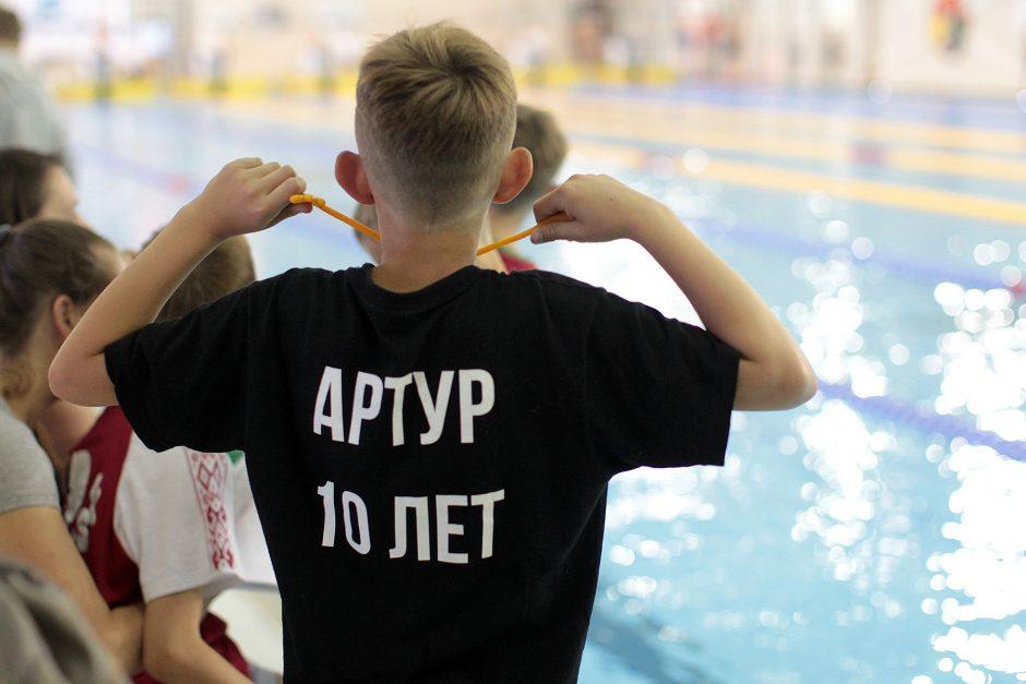 """""""Kaunas Grand Prix"""" plaukimo varžybos"""