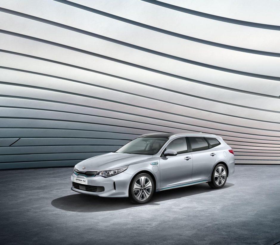 """Ženevos automobilių parodoje – """"Kia"""" naujienų desantas"""