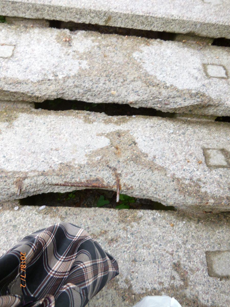 Pasibaisėjo laiptais prie Sugiharos namų: susižeisti gali ir gyventojai, ir turistai