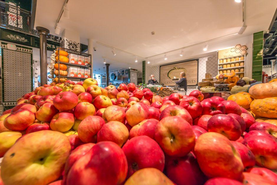 Vilniečiai naujame turguje galės ne tik apsipirkti, bet ir skaniai užkąsti