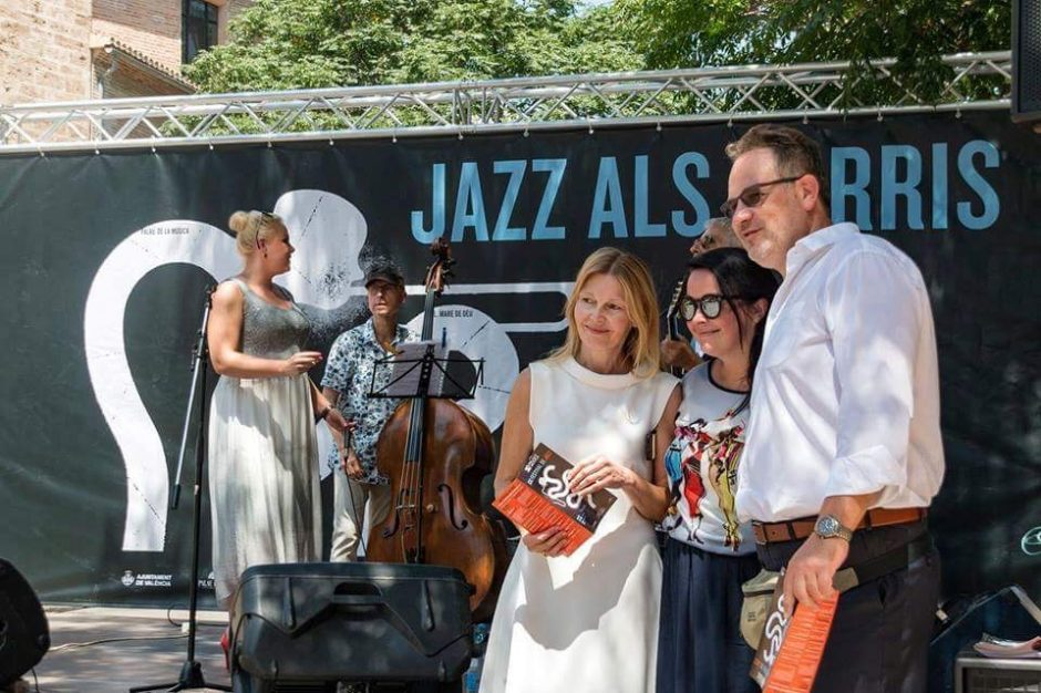 Klaipėdos džiazo orkestras vyksta į Odesą