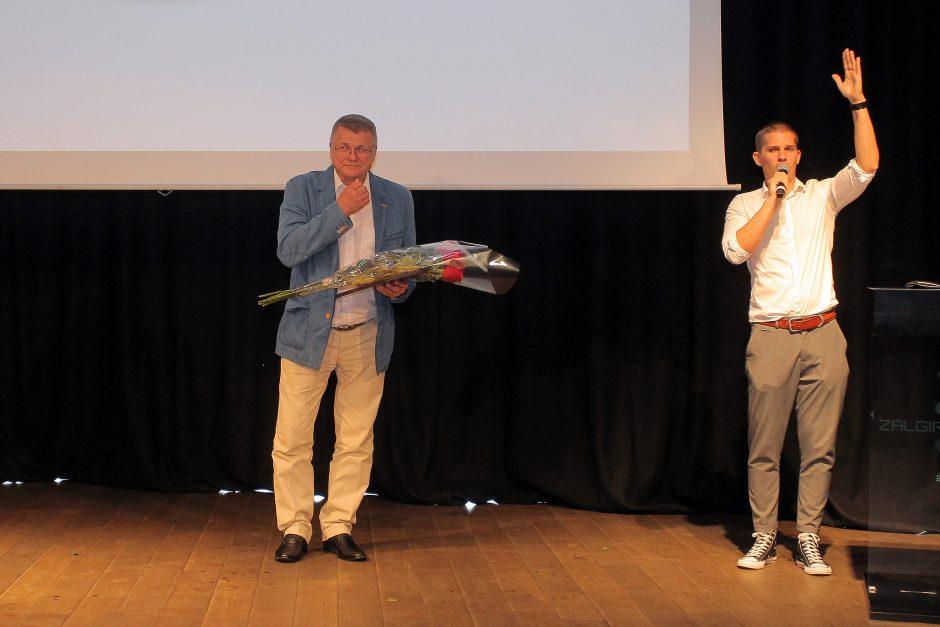 Lietuvos rankinio čempionatų apdovanojimai