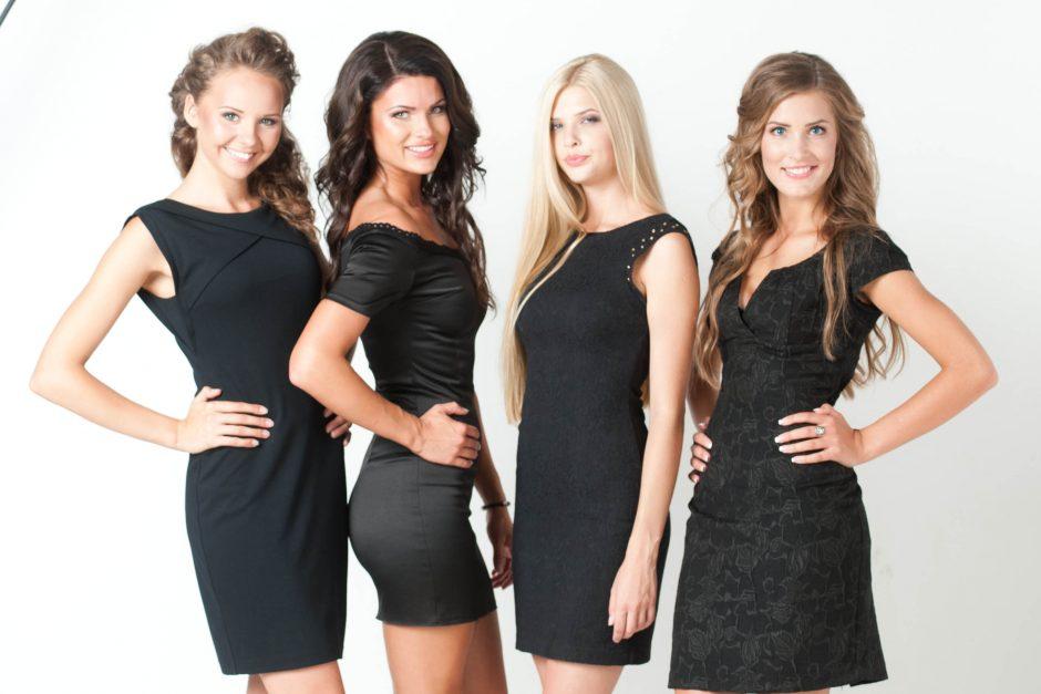 """""""Mis Lietuva 2013"""" finalo dalyvių kilogramai sparčiai tirpsta, bet daugėja intrigų"""