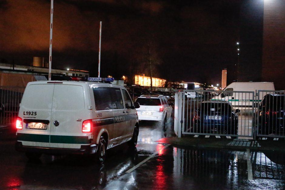 """Klaipėdos """"Akropolyje"""" mirtinai nudurtas apsaugos darbuotojas, įtariamasis sulaikytas"""