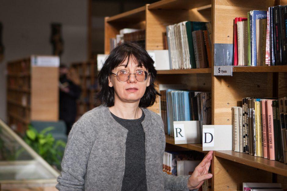 A. Krilavičienė: vertėjo darbas man – kaip hobis