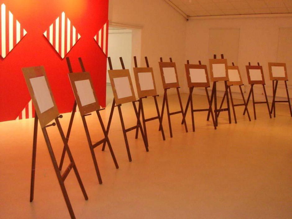 Spalio savaitgaliais Klaipėdos parodų rūmuose vyks kūrybiniai užsiėmimai šeimoms