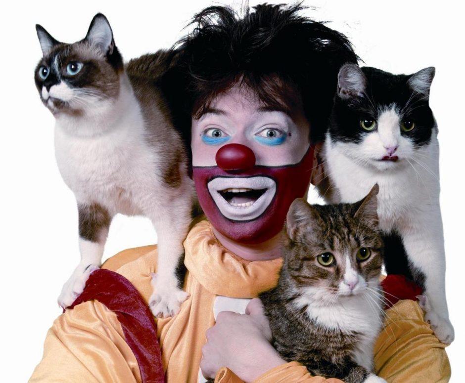 D.Kuklačiovas: mano mylimos katytės daro tik tai, kas joms patinka (interviu)