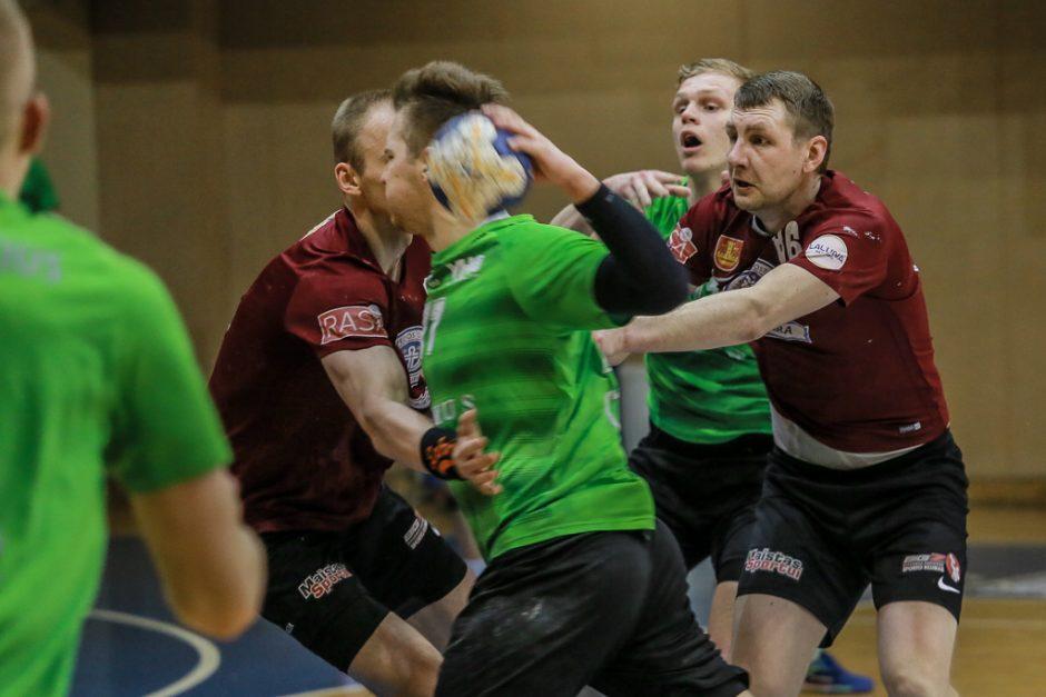 """Dragūnas"" pusfinalį pradėjo pergale"