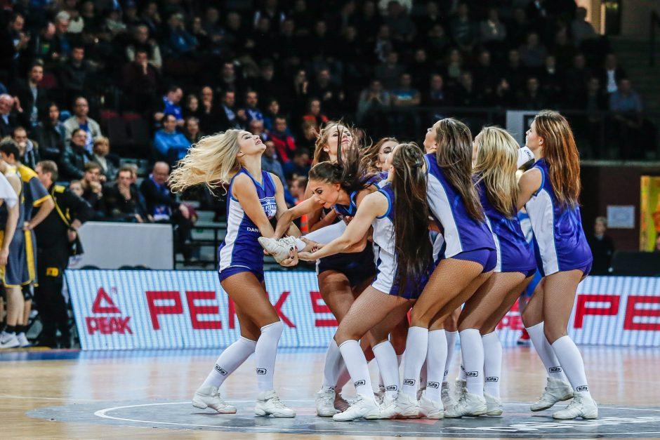 """""""Neptūno"""" pergalių seriją Klaipėdoje nutraukė Vokietijos klubas"""