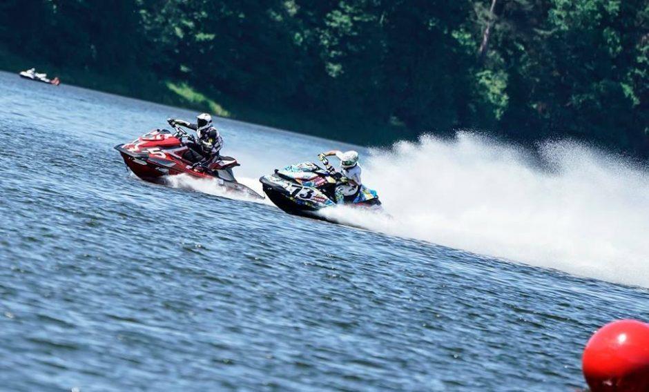 Lietuvos vandens motociklų čempionato starte – penkių šalių pilotai