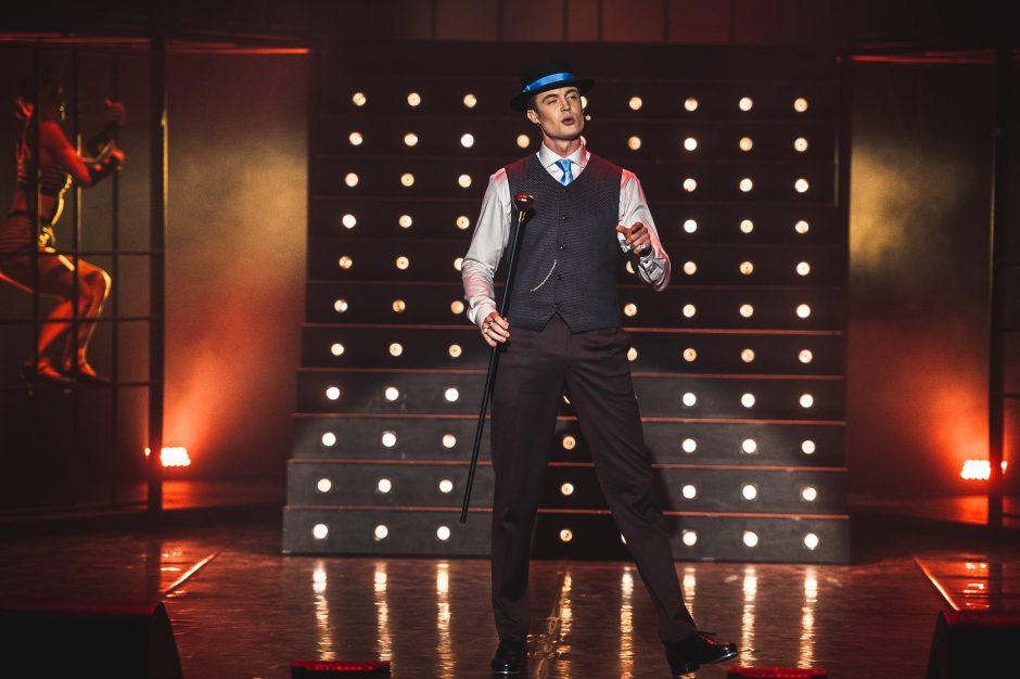 Šokio ir muzikos scenas įveikęs R. Spalinskas svajoja apie solinę karjerą