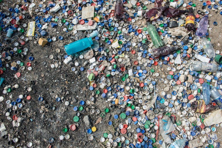 """""""Dell"""" pakuotėms panaudojo iš vandenynų surinktą plastiką"""