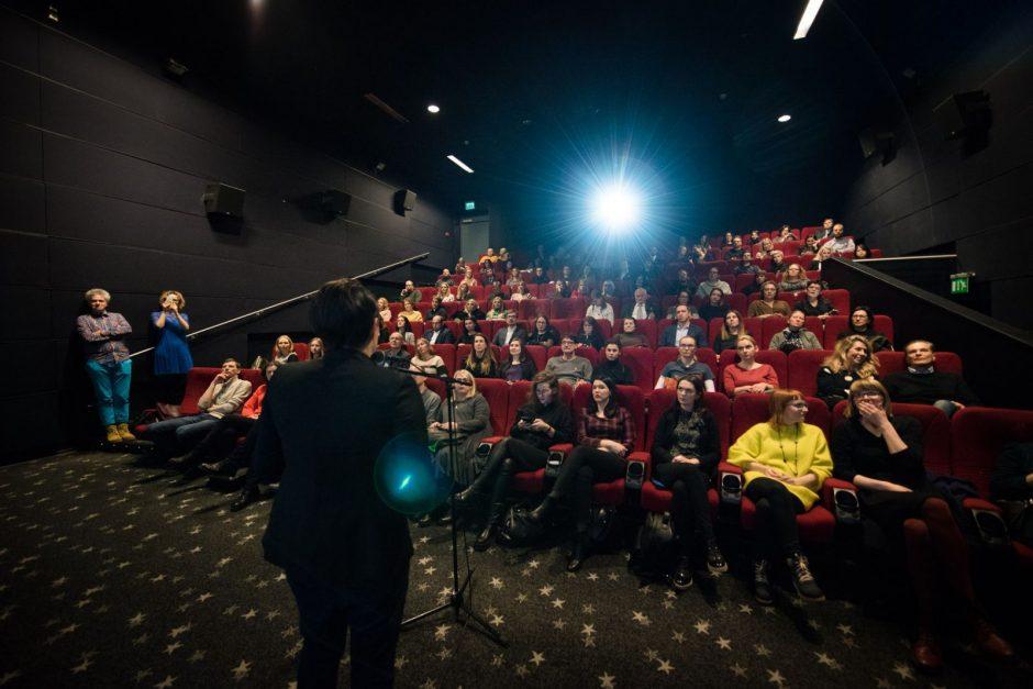 """Pristatyta """"Kino pavasario"""" naujiena – Europos debiutų konkursas"""