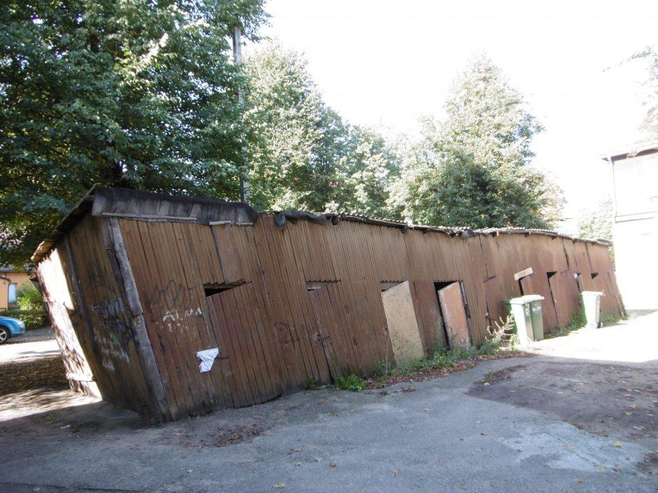 Kaunas, nykstantis ir išnykęs: Telšių gatvės medinukai