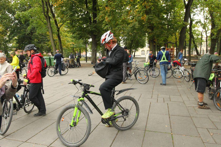 Parade – išskirtiniai dviračiai ir dalyviai
