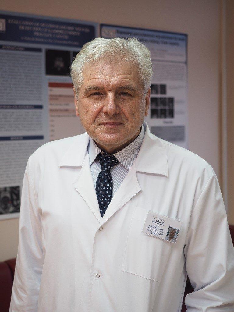 Vilniuje atlikta inksto naviko šalinimo operacija be pjūvio
