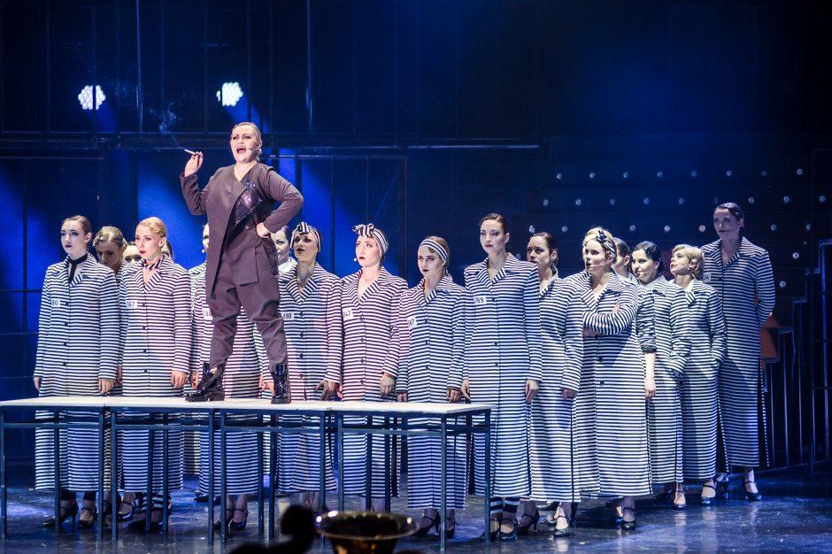 K. Jatautaitė: teatro scenoje neturiu jokių tabu
