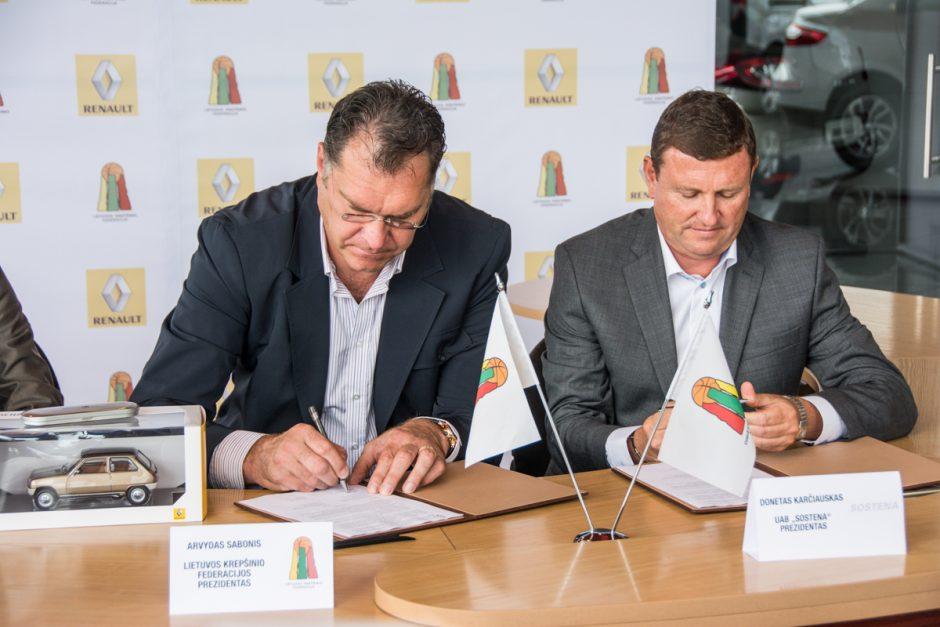 LKF pratęsė bendradarbiavimą su