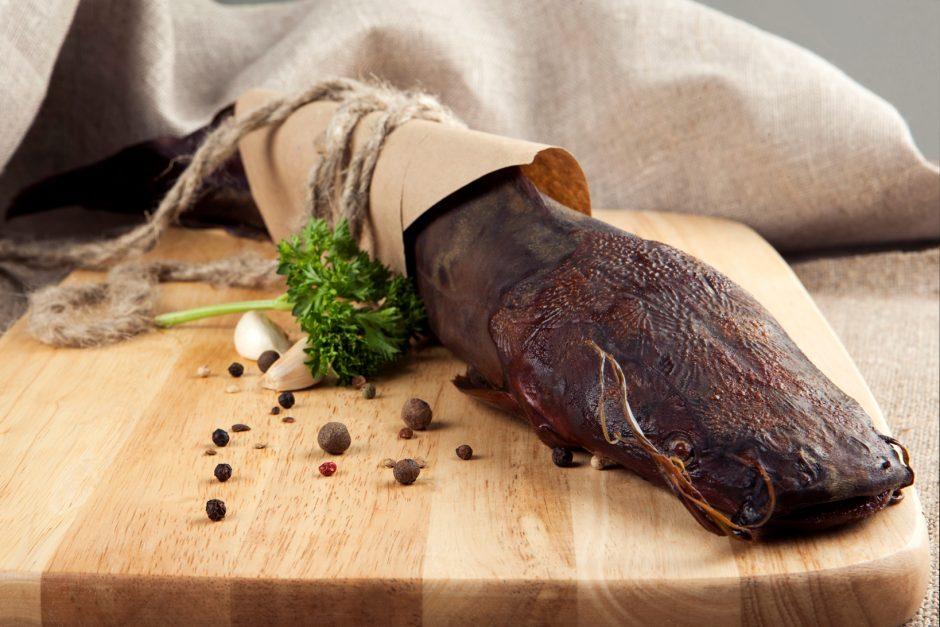 Žuvis, kuri tiks net cepelinams (receptai)