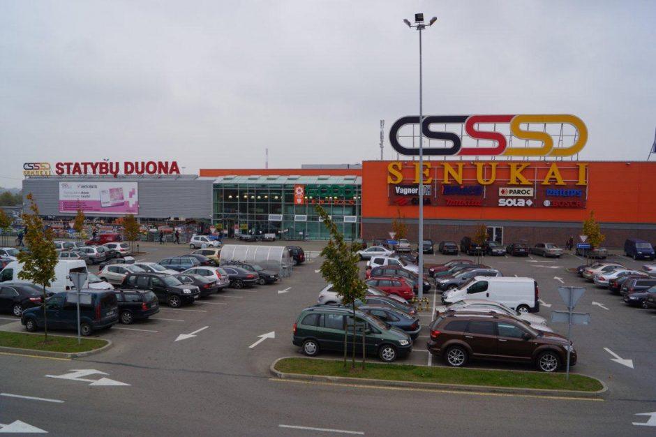 Vienas didžiausių Klaipėdos prekybos centrų švenčia penkerių metų gimtadienį