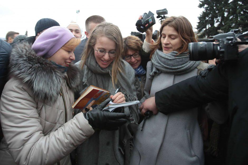 K. Sobčiak nušvilpta gimtajame Sankt Peterburge