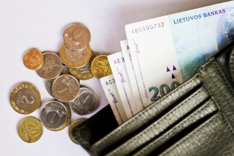 Lietuvos paštas: pensijos ir pašalpos bus išmokėtos