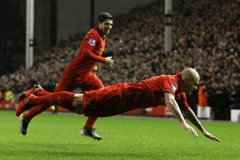 """""""Liverpool"""" sutriuškino """"Fulham"""" ir Anglijoje pakilo į 8 vietą"""