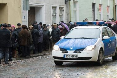 Dauguma rusų Estijoje nepasitiki valstybe