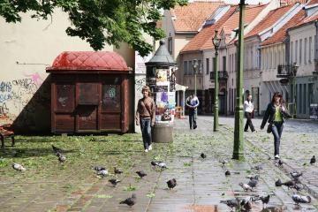 Kaunas pavirto tikru šiukšlynu