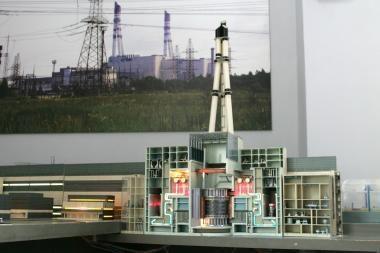 Baltarusiai supažindino su planuojamos AE poveikiu aplinkai
