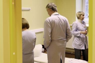 Geros žinios - ligoninėse mažiau dėl gripo gulinčių žmonių
