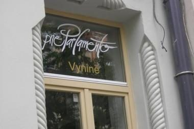 "Gedimino prospekte atgimsta restoranas ""Prie Parlamento"""