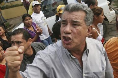 Bolivijos prezidento kritiką suėmė kariškiai