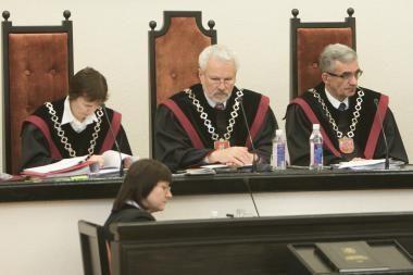 KT teisėjai galės turėti atskirąją nuomonę